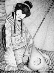 Geisha. Djakouane Nadia