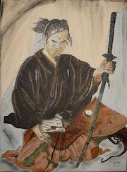 Tableau Samouraï Seisa.
