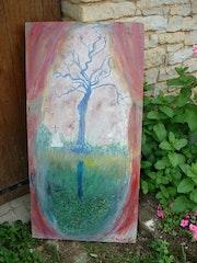 Árbol de la muerte azul. Enovy