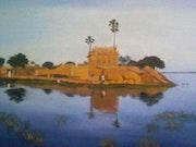 Ocres en el Niger. Myriam