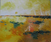 Mar Amarillo.