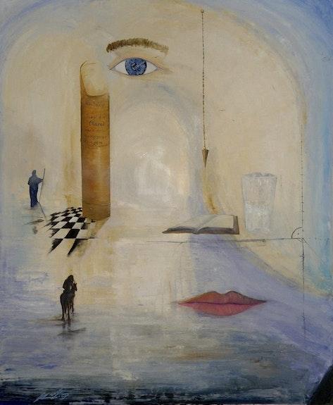 Das Erwachen.  Peter Klonowski