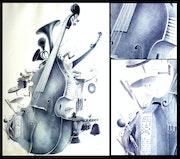 Blue Note. Richard Prévot