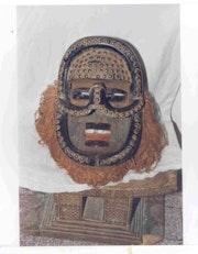 Vente d'objets d'art. Dieudonné Kouassi