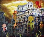 In der Stadt, nach dem…. Jean-Louis Manuel