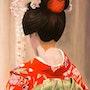 Geisha. Jacqueline Hautbout