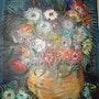 Flowers follies. Josée Van De Caeyseele