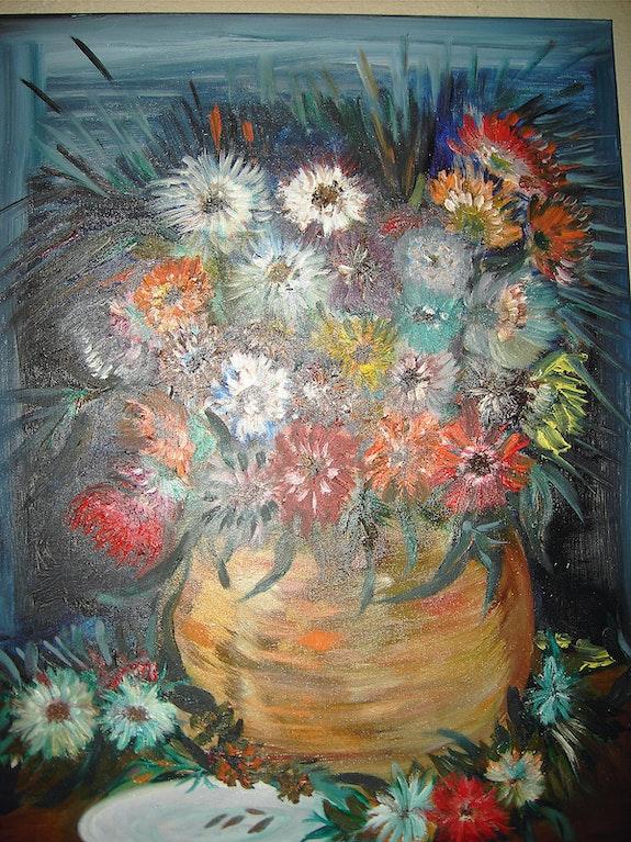 Flowers follies. S. Josée Josée Van De Caeyseele