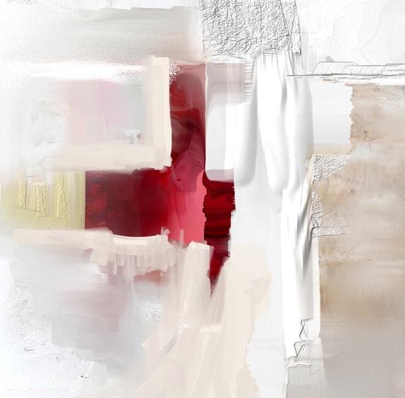 Pearlblossom and Red.  Davina Nicholas