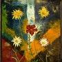 Blumen Tastet. Aron Mizrahi