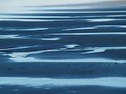 Razo Strand bei Ebbe. Kevin Drain Van Fisher