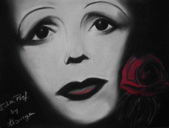 Edith Piaf. Tisonge Linda Guillou «Ti. Songe»
