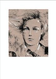 Arthur Rimbaud, el ike con suelas de viento.