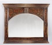 Espejo Colonial Peurano. Carolina Urquizo