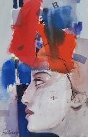 Samir Mondal. Studio3 Art Gallery