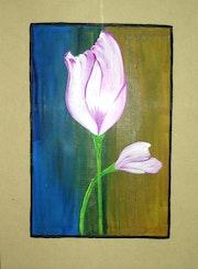 Fleurs éclatantes. Art Of Soul