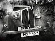 Msp Rover 457. La Cie Des Voyageurs/ D. Almon