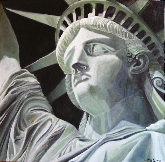 Die Freiheitsstatue. Tabone Sophie Sophie Tabone
