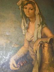 Francisco Ribera Frauen. Angel Garcia Motos