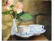 Roses china.
