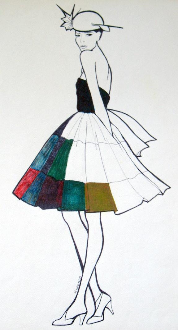 Art of Fashion. Marie Josée Minondo Marie Josée Minondo