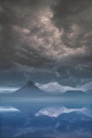 Landscape 2 wahrscheinlich. Daniel Boiteau