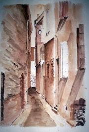 La rue des parfums. Bertrand Tacchella