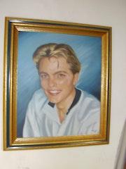 Portrait for a friend.