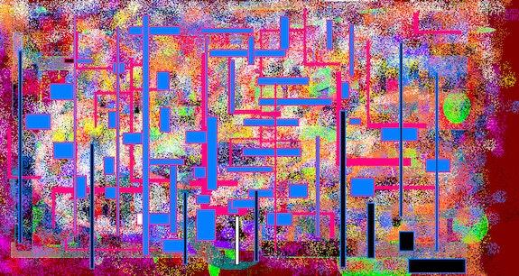 Locura 221.  Peintre
