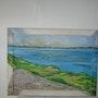 Unerschrocken schönen Loire. Anny Valadon