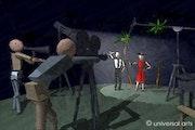 Un Film Francais 4 - limitierte Original Grafik - Mario Strack. Universal Arts Galerie Studio Gmbh