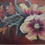 Tulipanes desapareció. Michele