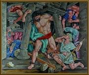 Samson. Aron Mizrahi