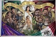 Accueil du bicentenaire de Indep. Le Mexique et le centenaire de la Mexique Rev De. Hector Chavelas