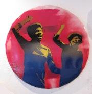 Mujeres Negro Panteras. Emmathom