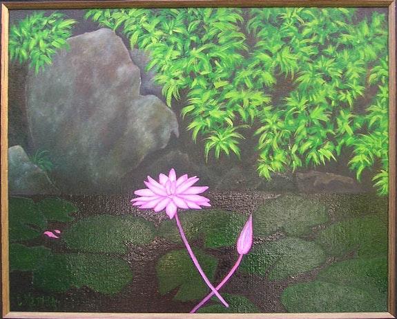 Le Lotus du Poppie's. Claire Mettra Claire Mettra