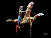 Le cavalier infernal (el jinete maldito). Président De l'association Luz'in Art