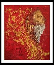 Toro rojo. J. F. Macias R.