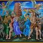 La Tour de Babel. Aron Mizrahi