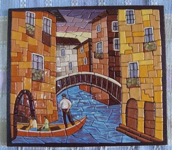 Venetian Bridge. Catherine Lombard Catherine Lombard