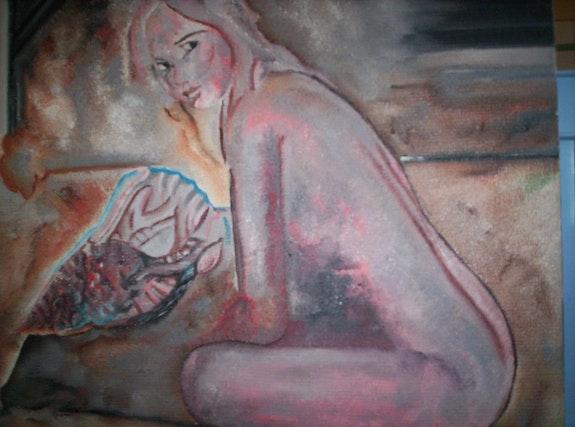 Mujer Shell. Lorya Lorya