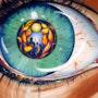 Eye - Eye. Micha Guerin