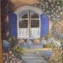Blue House in Britain. Salsera