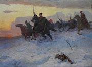 Tschapajev. Held des Bürgerkrieges..