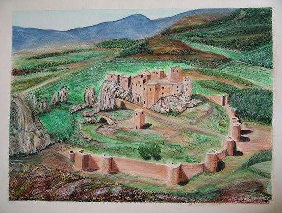 Castillo de Loarre. Bañón-Zaragoza Bañón-Zaragoza