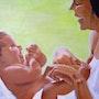 Madre y el Niño 2. Malaver