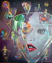 Die Forschung von Glas verloren. Jean-Louis Manuel