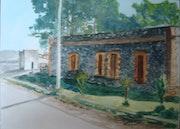 Ancienne gare. Ramon Larrauri