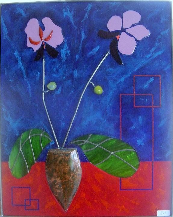 Orchid. Jacques Leroy Jacques Leroy