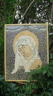 St. Bernadette.